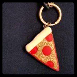 Crewcuts pizza keyring